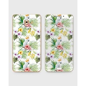 Samsung Galaxy C5 Pro Skin Wrap With Front Back And Sides COCKATOO-1wall103