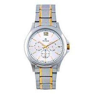 Titan1698BM01 Neo Analog Watch for Men