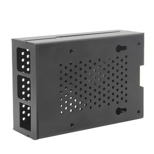 Extreme Deals Raspberry Pi  Aluminum Case with Metal Enclosure and Cooling Fan For Raspberry Pi 3 Model B /3B+ Plus