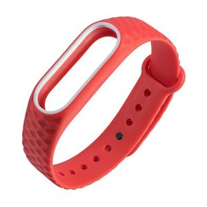Replacement Soft TPU 220mm Wriststrap Watch Band for Xiaomi Miband 2 Watch