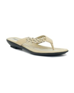 Bata Women Summer Collection 2020 Off white Sandal  561-8781-36