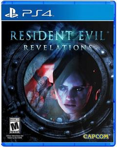 Sony Playstation 4 Dvd Resident Evil Revelations Ps4 Game