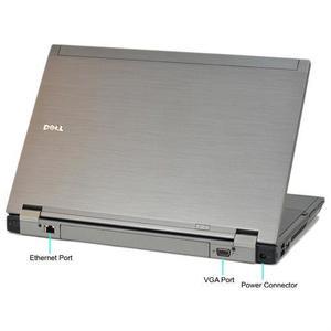 """Laptop Dell 6510 – 15.6"""" Core i5 8GB 250GB"""