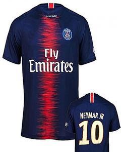 Golden Store 2018-19 football kit Home Neymar Jr  3-12 Yrs