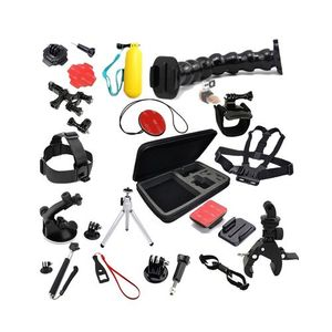 15 in 1 Accessories Kit For Gopro Hero Camera