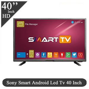 Sony_Logo Smart Android Led Tv 40 Inch Full Hd With Wall Bracket Free