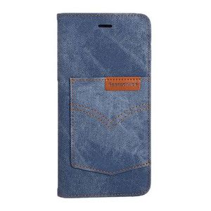 iPhone 7 - 5.5 inches - Jeans Style Leather Case