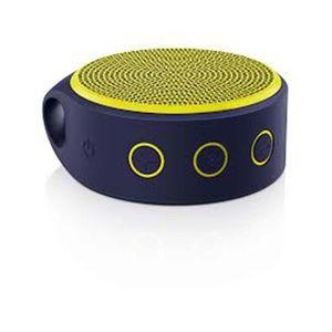 Logitech Original Bluetooth Wireless x100 Speakers - Yellow