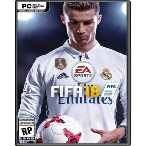 Fifa 18 Pc Game - (On DVD)
