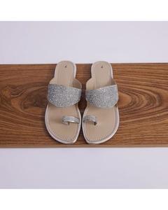Stone mash Slippers - Grey
