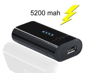 5200mAh Universal Power Bank