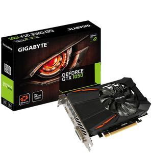 Gigabyte GeForce® GTX 1050 D5 2G (rev1.0/rev1.1)