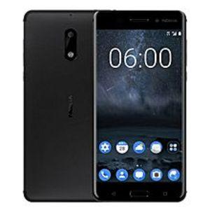 Nokia6  3GB-32GB - 5.5 Inches - Black