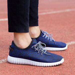 Mardan Shoes Blue Sport Sneakers For Men
