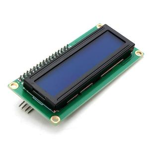 IIC / I2C 1602 Blue Backlight LCD Display Module For Arduino