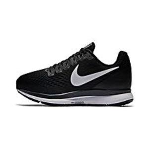 NikeBlack Men's Running Air Zoom Pegasus 34