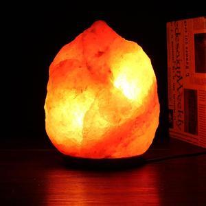 Natural Himalayan Ionic Air Purifier Rock Crystal Salt Lamp Night Light 7-10 Kgs
