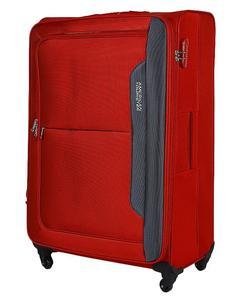 Aura Spinner Suitcase 55cm - Red
