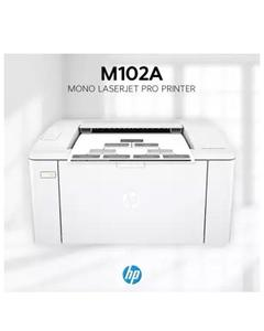 Personal Black and White Laser Printers HP LaserJet Pro M102a Printer (G3Q34A)