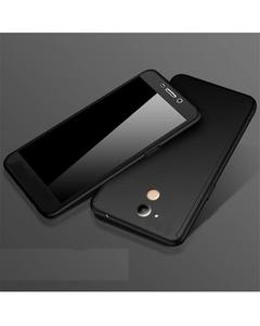 360 Full Protection Case Huawei Y7 Prime - Black