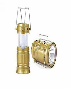 Solar Rechargeable Camping Lantern Light - 5800