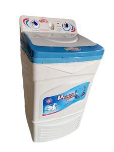 Semi Automatic Washing Machine-Sk 5200-Pure Copper-White&Pink Color