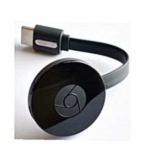 UM Traders Google Chrome Cast Black