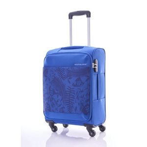 Darien Spinner 55 Cm 4 Wheels Trolley Bags - Jungle Blue