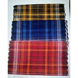 Online ProductPack Of 3 - Muticolour Cotton Handkerchief  For Women