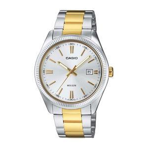 Casio - LTP-1302SG-7AVDF - Stainless Steel Watch for Women