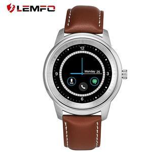 Lemfo Lem-1 Bluetooth FHD Smart watch-Platinum Silver