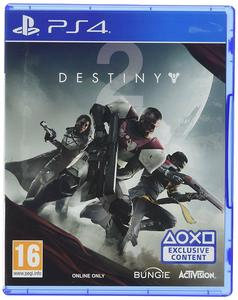 Destiny 2 - Exclusive Content - PS4 - Region 2