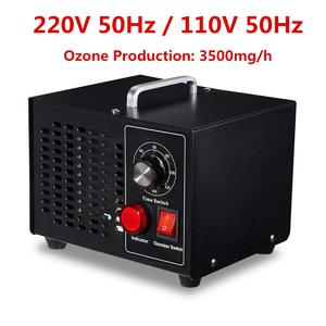 3500mg/H Portable Commercial Generator Disinfection Machine Air Purifier #220V