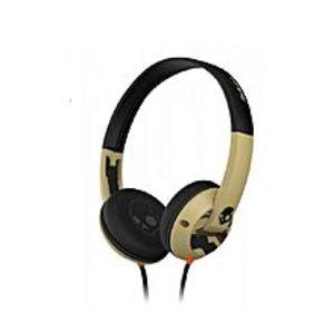 SkullcandyUprock On-Ear Headphones with Mic Superb Sound - Camo Slate