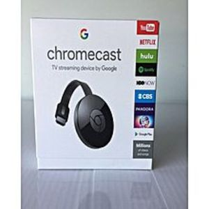 Google ChromeCHROMECAST 2 HDMI WiFi DONGLE AU3036