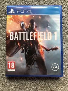 PS4 Battlefield 1 - PlayStation 4