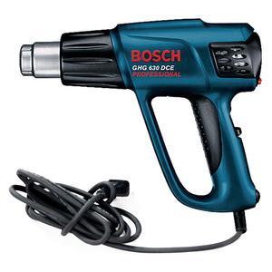Bosch GHG630DCE Hot Air Gun Plastic Torch Digital Thermostat Auto Film Baking Heat Gun Industrial Grade