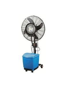 Mist Fan - Black Color - 2 Years Warranty