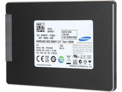 SAMSUNG 2.5 128GB SATA III 6.0Gbps Internal Solid State Drive (SSD)