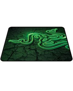 Razer Medium - Goliathus Control Fissure Edition Gaming Mouse Mat - Black/Green