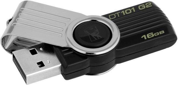 USB - 16 GB flash drive - Data Traveler - Kingston