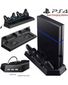 PS4 - Charging Stand With Controller Charging - Black