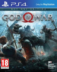 Brand: Sony – Ps4 – God Of War
