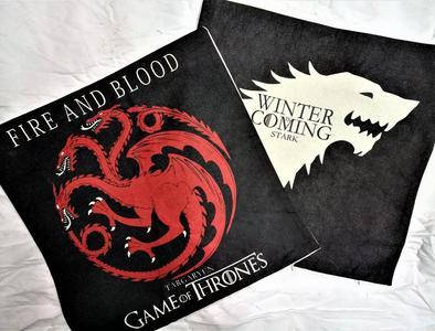 Amazing Game Of Thrones Cotton Pillow Sofa Throw pillow Cushion home