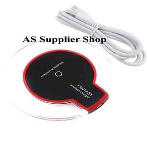 Imported Fantasy 2.0 Ampere Universal Qi Crystal Fast Wireless Charger Samsung Wireless Charger