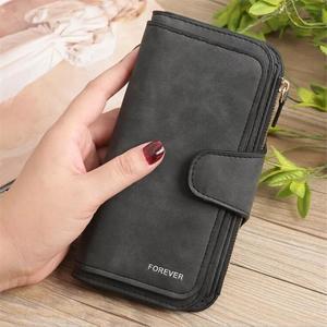 New Arrival Clutch Lady Multi functional Purse Long Style wallet Closure Huge Capacity Fashion Handbag Money Bag More Card Slots