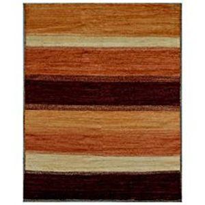 TALAM & KHAADIModern Gabbeh Rug Tk-27396 Size: 4'.8''X6'.6''