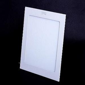 Concealed Square  Panel LED Light White 15W