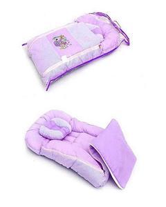 Baby Sleeping Bag - 2Pcs Purple
