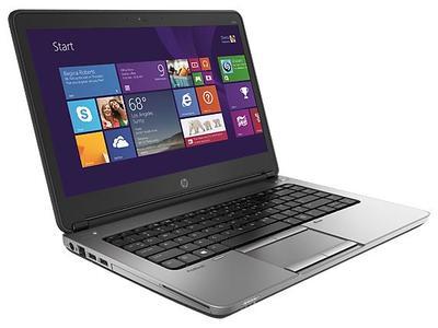 "HP ProBook 640 G1 with Free Laptop Bag Notebook Intel Core i5-4310 - 4th Gen - 4GB RAM - 500GB HDD Webcam 14.0"" Screen Laptop (Refurbished)"